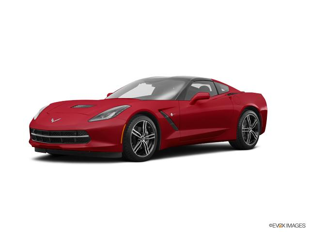 2017 Chevrolet Corvette Vehicle Photo in Highland, IN 46322