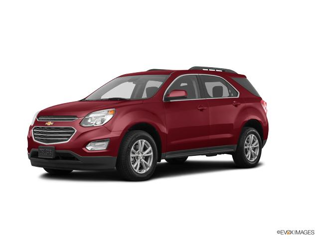 2017 Chevrolet Equinox Vehicle Photo in Owensboro, KY 42303