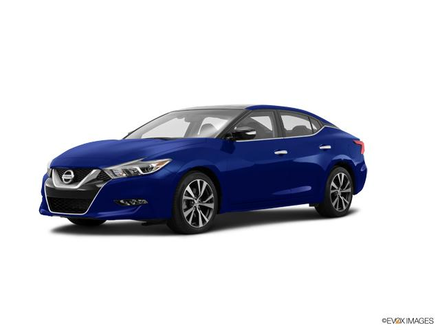 2017 Nissan Maxima Vehicle Photo in Beaufort, SC 29906