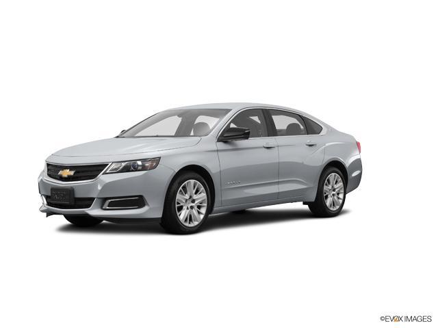 2017 Chevrolet Impala Vehicle Photo in Colma, CA 94014