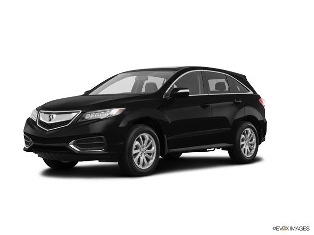 2017 Acura RDX Vehicle Photo in Pittsburg, CA 94565