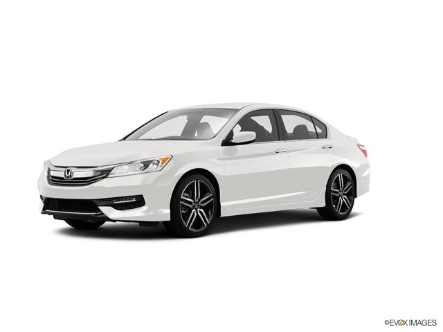 2017 Honda Accord Sedan Vehicle Photo in Melbourne, FL 32901