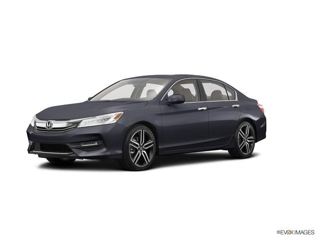 2017 Honda Accord Sedan Vehicle Photo in Houston, TX 77090