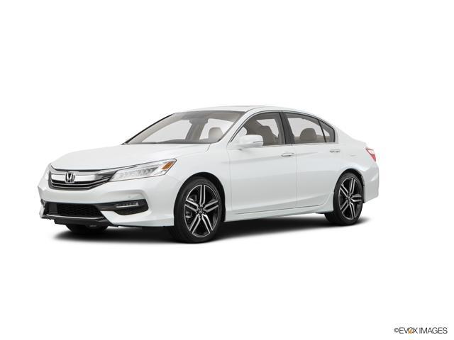 2017 Honda Accord Sedan Vehicle Photo in El Paso, TX 79922