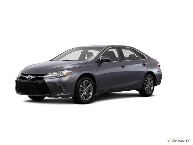 2017 Toyota Camry Vehicle Photo in Anchorage, AK 99515