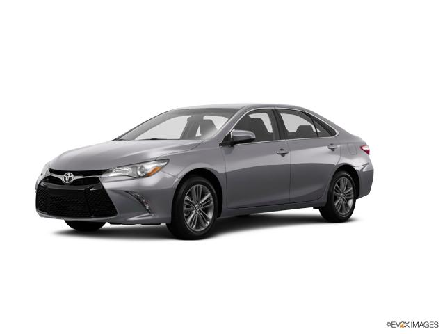 2017 Toyota Camry Vehicle Photo in Edinburg, TX 78542