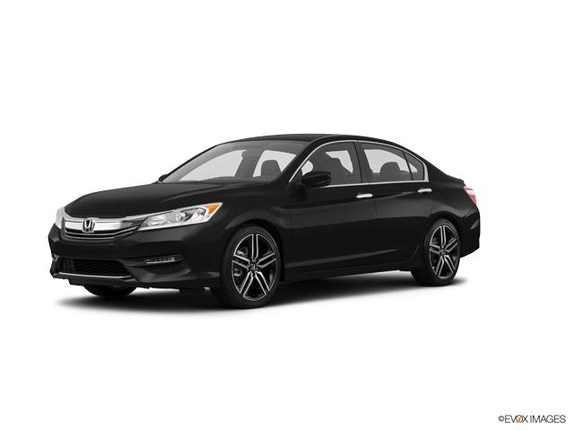 2017 Honda Accord Sedan Vehicle Photo in Rosenberg, TX 77471