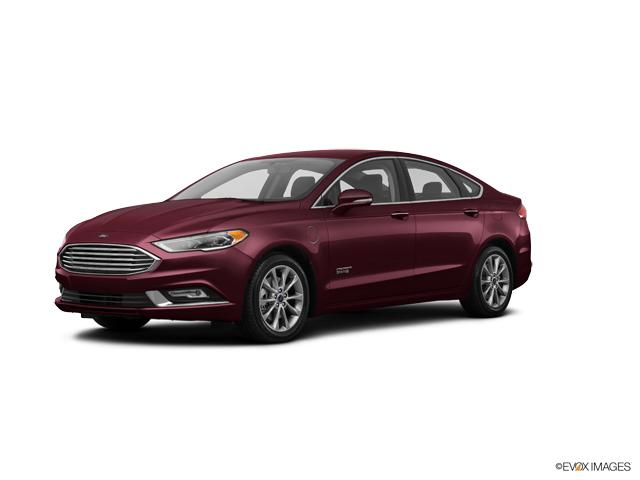 2017 Ford Fusion Energi Vehicle Photo in Newark, DE 19711