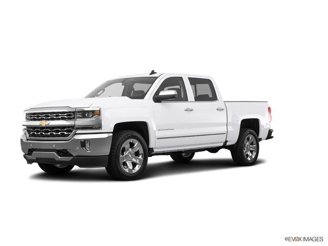 2017 Chevrolet Silverado 1500 Vehicle Photo in Peoria, IL 61615