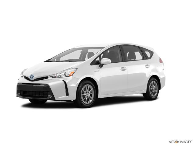 2017 Toyota Prius v Vehicle Photo in Nashville, TN 37203