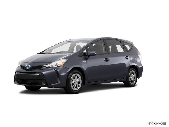 2017 Toyota Prius v Vehicle Photo in Muncy, PA 17756