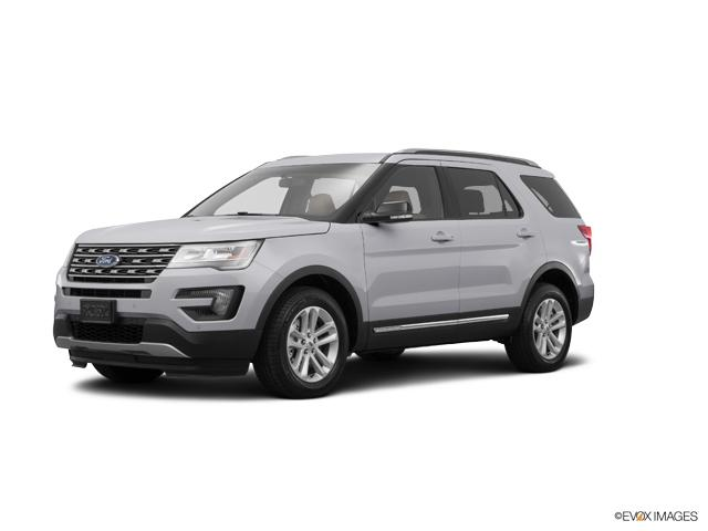 2017 Ford Explorer Vehicle Photo in Tuscumbia, AL 35674