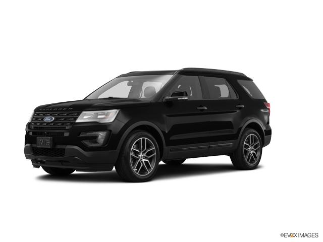 2017 Ford Explorer Vehicle Photo in Charlotte, NC 28269
