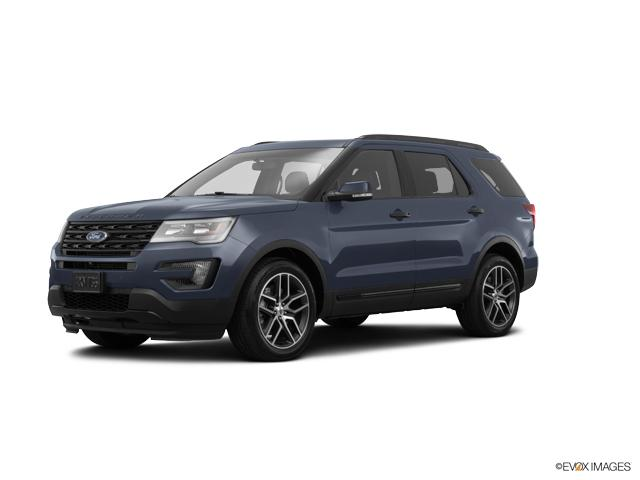 2017 Ford Explorer Vehicle Photo in Janesville, WI 53545