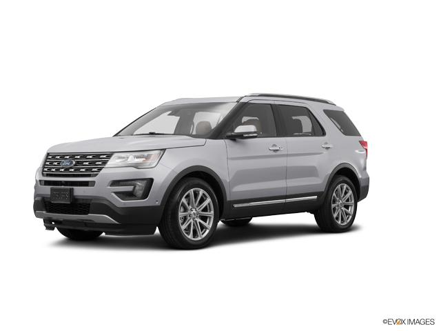 2017 Ford Explorer Vehicle Photo in Beaufort, SC 29906