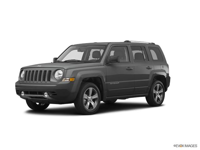2017 Jeep Patriot Vehicle Photo in Gardner, MA 01440