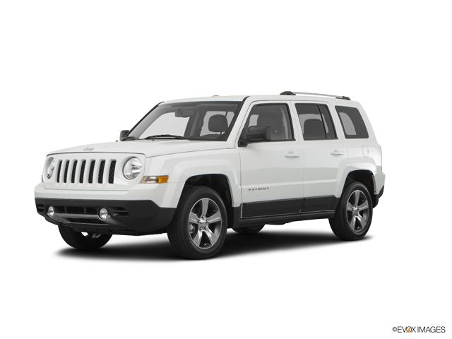 2017 Jeep Patriot Vehicle Photo in Wendell, NC 27591
