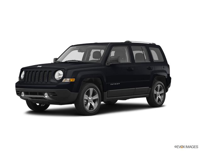 2017 Jeep Patriot Vehicle Photo in Joliet, IL 60435