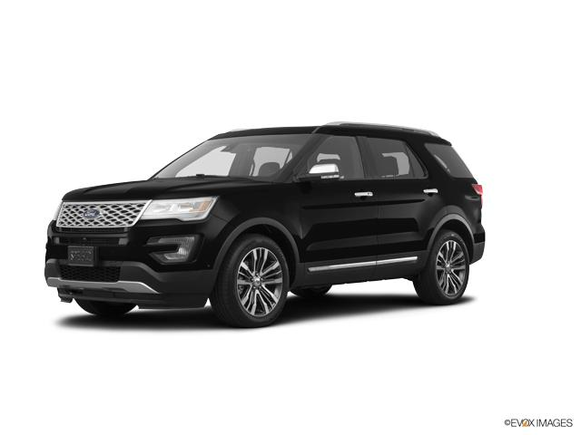 2017 Ford Explorer Vehicle Photo in Colma, CA 94014