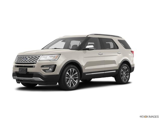 2017 Ford Explorer Vehicle Photo in Madison, WI 53713