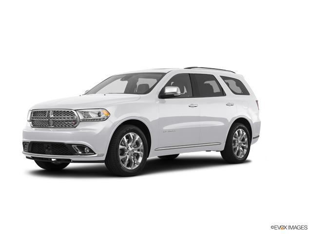 2017 Dodge Durango Vehicle Photo in San Angelo, TX 76901