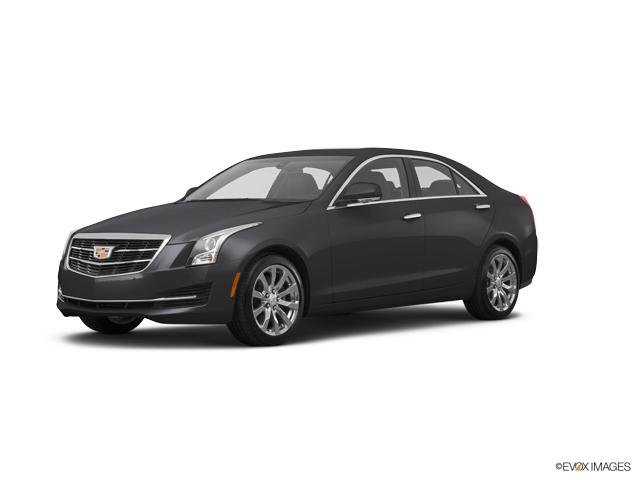 2017 Cadillac ATS Sedan Vehicle Photo in Lansing, MI 48911