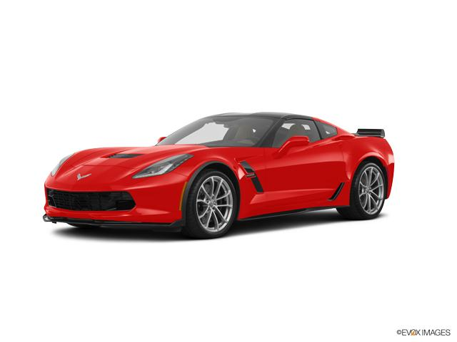 Bellefontaine Torch Red 2017 Chevrolet Corvette New Car