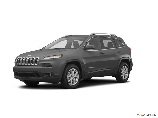2017 Jeep Cherokee Vehicle Photo in San Angelo, TX 76901