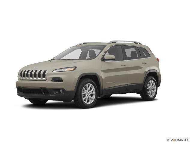 2017 Jeep Cherokee Vehicle Photo in San Antonio, TX 78230