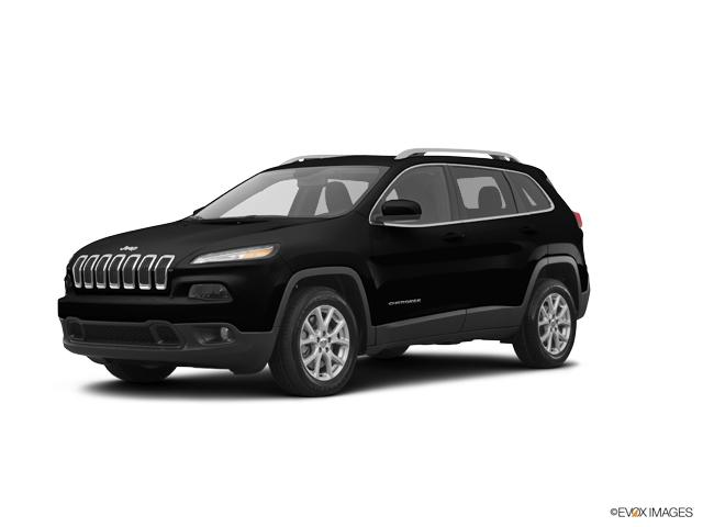 2017 Jeep Cherokee Vehicle Photo in Spokane, WA 99207