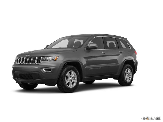 2017 Jeep Grand Cherokee Vehicle Photo in El Paso, TX 79922