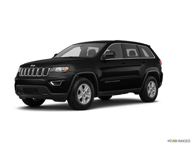 2017 Jeep Grand Cherokee Vehicle Photo in Decatur, IL 62526