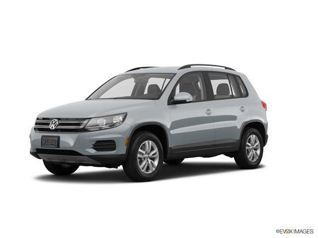 2017 Volkswagen Tiguan Vehicle Photo in San Antonio, TX 78257