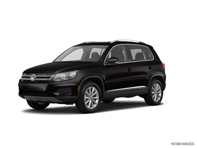 2017 Volkswagen Tiguan Vehicle Photo in Mansfield, OH 44906
