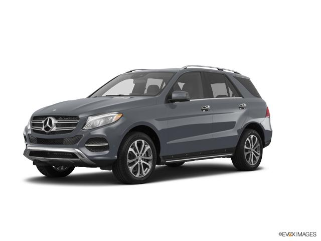 2017 Mercedes-Benz GLE Vehicle Photo in Libertyville, IL 60048