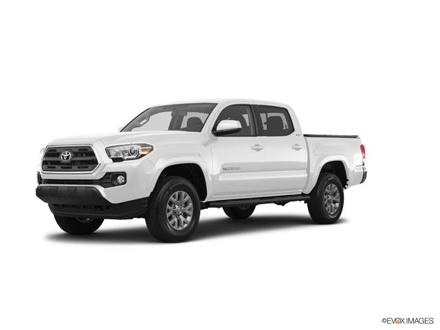 2017 Toyota Tacoma Vehicle Photo in Tuscumbia, AL 35674