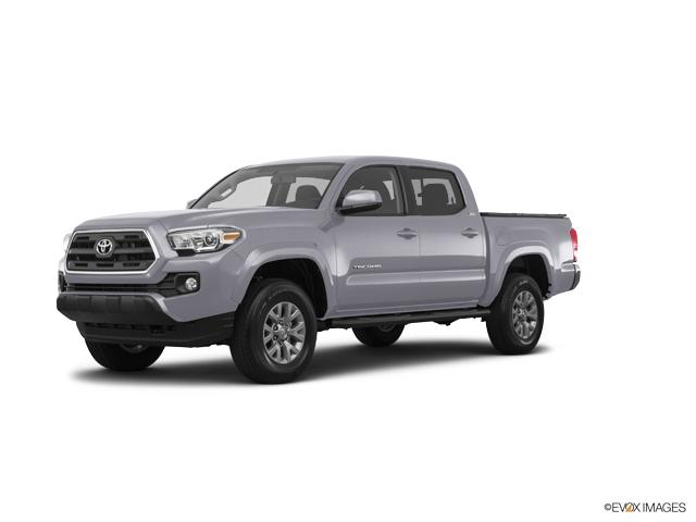 2017 Toyota Tacoma Vehicle Photo in Hyde Park, VT 05655