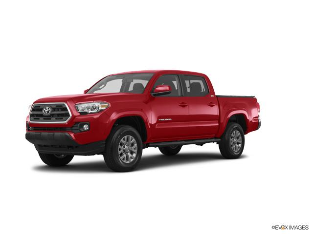 2017 Toyota Tacoma Vehicle Photo in Enid, OK 73703