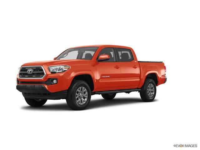 2017 Toyota Tacoma Vehicle Photo in San Antonio, TX 78254