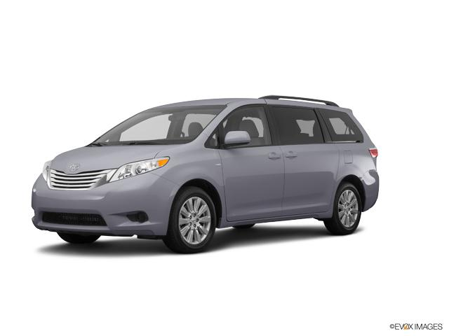 Awesome 2017 toyota Sienna Interior