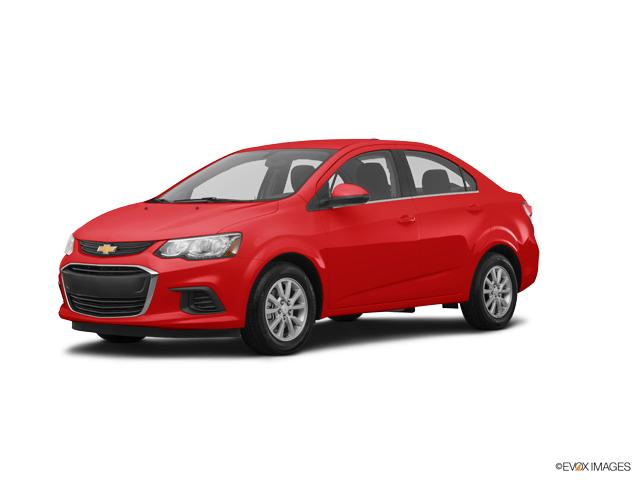 2017 Chevrolet Sonic for Sale at Hanlees Davis Kia