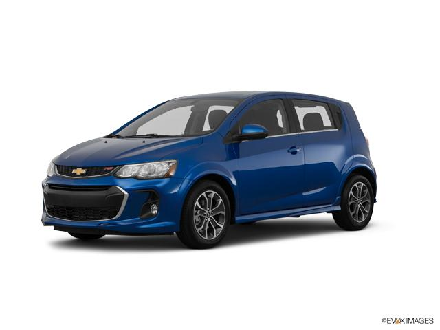 2017 Chevrolet Sonic Vehicle Photo in Vincennes, IN 47591