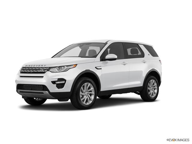 2017 Land Rover Discovery Sport Vehicle Photo in Appleton, WI 54913