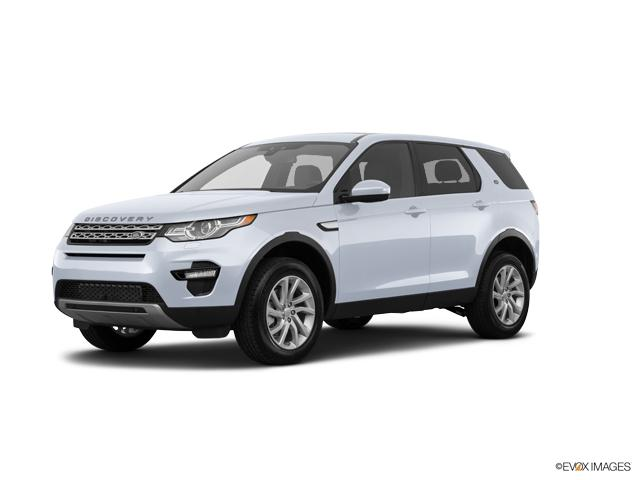 2017 Land Rover Discovery Sport Vehicle Photo in Tulsa, OK 74133