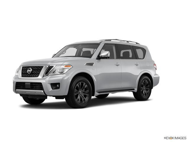 2017 Nissan Armada Vehicle Photo in San Angelo, TX 76901