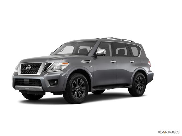 2017 Nissan Armada Vehicle Photo in Lafayette, LA 70503
