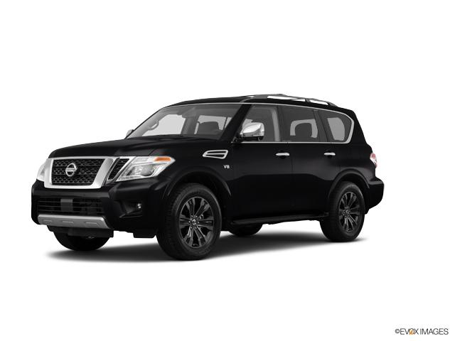 2017 Nissan Armada Vehicle Photo in Colma, CA 94014