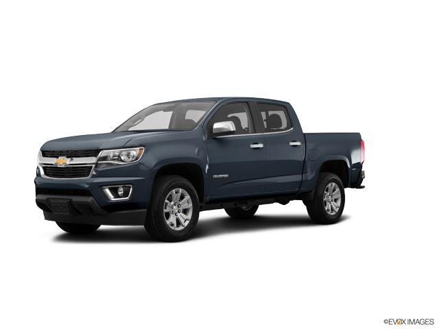 2017 Chevrolet Colorado Vehicle Photo in Vincennes, IN 47591