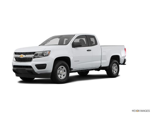 2017 Chevrolet Colorado Vehicle Photo in Joliet, IL 60435