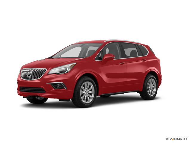 2017 Buick Envision Vehicle Photo in Janesville, WI 53545